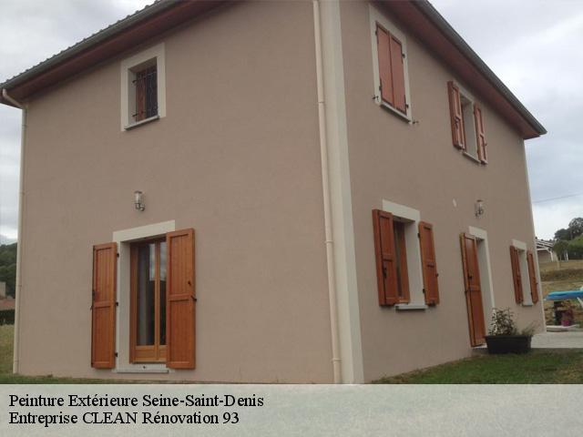 Entreprise De Peinture Extérieure 93 Seine Saint Denis Tél 0185