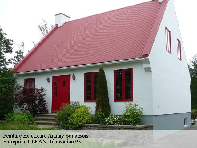 Entreprise De Peinture Extérieure à Aulnay Sous Bois Tél 0185532756